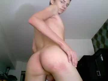Twink Showing Off His Ass Webcam